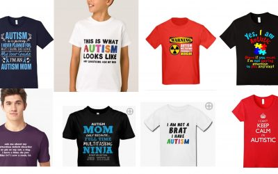 'I'm a haemorrhoid warrior!' Why Autism T-shirts and 'Autism Warrior' garments are insidiously wrong