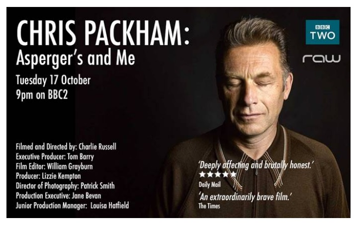 'Chris Packham: Asperger's and Me' – a brilliant and moving TV documentary showcasing life on the autistic spectrum
